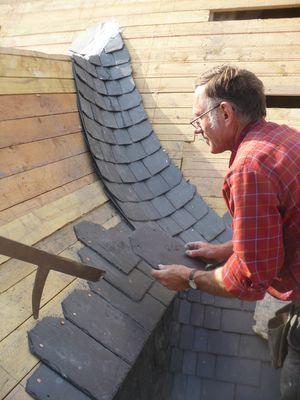 Repeindre un toit en tuiles quimper devis gratuit pour construire sa maison - Comment construire un toit en tuiles ...