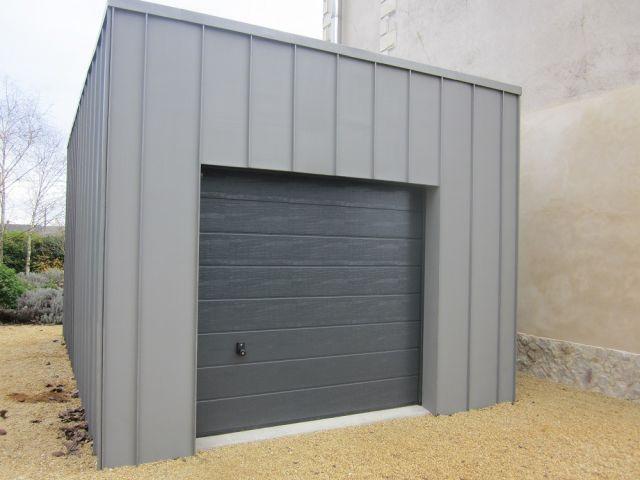 Garage Bardage Bois - Garage HARDOUIN LA u00ceNE SARL