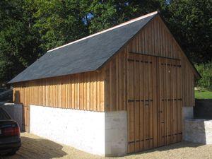 Garage Bois Pierre Hardouin Lainé
