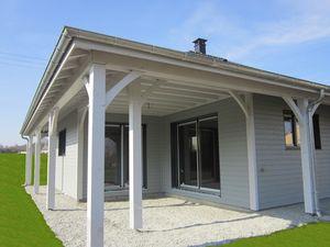 Maison En Bois Style Americaine. Finest Maisons Tmoins With Maison ...